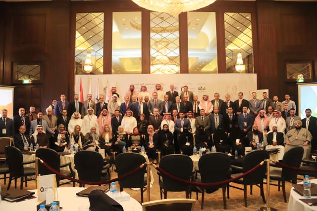 رعاية المؤتمر العربي للمحاماة