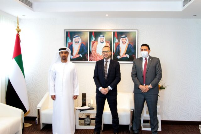 cooperation between Shura Law firm and Al-Mezan