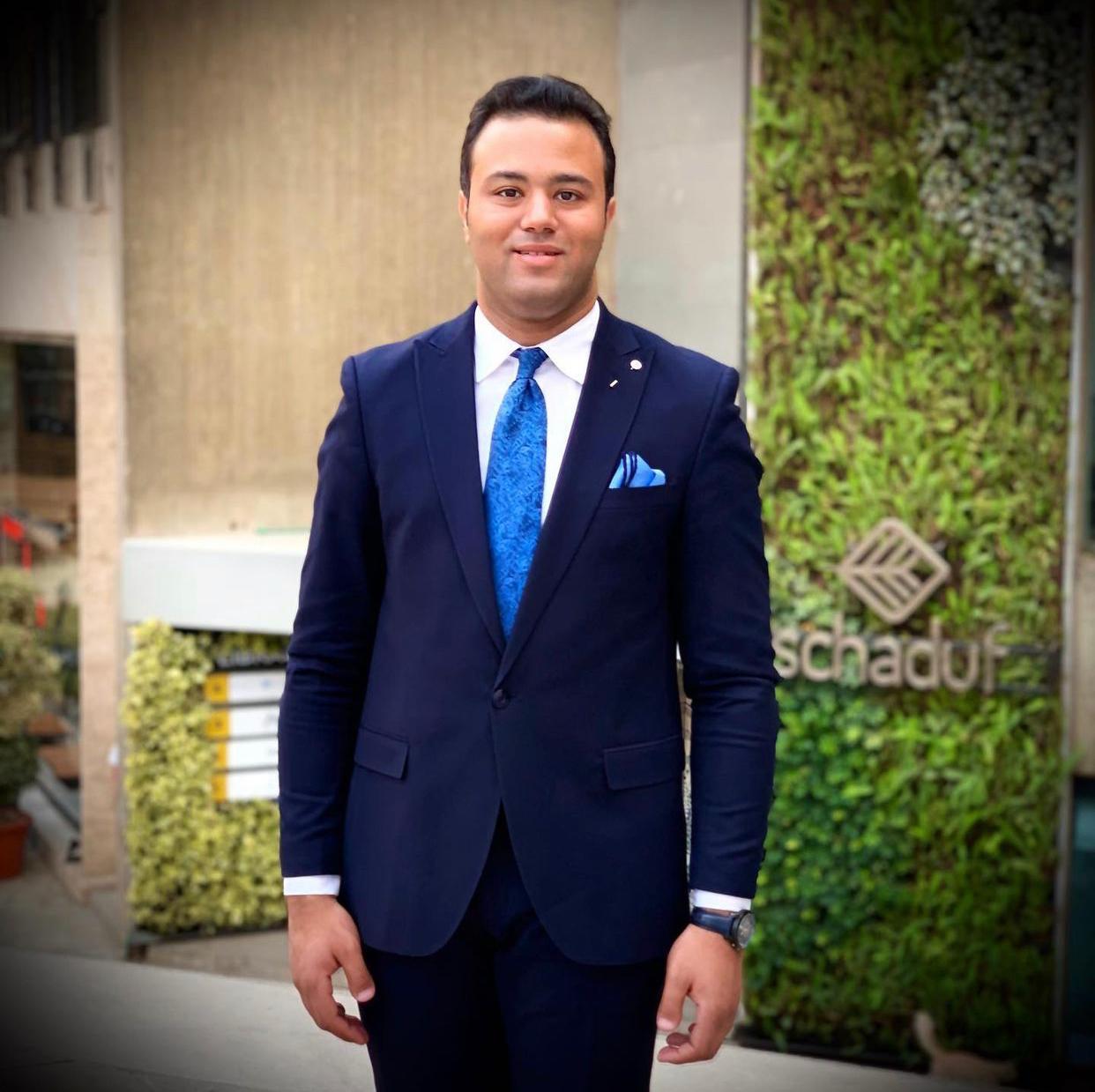 Ahmed Rezk , Junior Corprate Associate